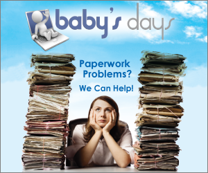Babysdays software